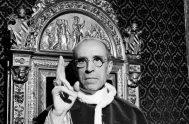 05/03/2019 – El 2 de marzo del 2020 se abrirá el Archivo Vaticano concerniente el pontificado de Eugenio Pacelli, Pío XII. Así lo…