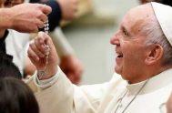 23/04/2019 – Hoy, 23 de abril, memoria litúrgica de san Jorge, el papa Francisco, a través de la Limosnería Apostólica, en el día…