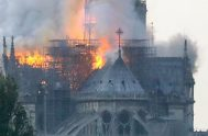 16/04/2019 – El Papa Francisco ha enviado un mensaje al arzobispo de París, Monseñor Michel Aupetity y una bendición para la ciudad y…
