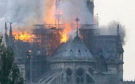 16/04/2019 – El Papa Francisco ha enviado un mensaje al arzobispo de París, Monseñor Michel Aupetity y una bendición para…