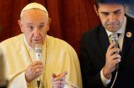 31/03/2019 – El Papa despegó del aeropuerto de Rabat y aterrizó en la capital italiana después de un viaje de dos días a…