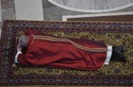 19/04/2019 – Este Viernes Santo, el Papa Francisco presidió la celebración de la Pasión de Cristo en la Basílica de San Pedro. El…