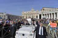 24/04/2019 –«Como nosotros perdonamos a los que nos ofenden», la quinta petición del Padre Nuestro, fue el tema de la catequesis del Papa…