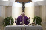 04/04/2019 – En su homilía en Casa Santa Marta el Papa Francisco ha hablado de la oración. El Obispo de Roma pidió a…