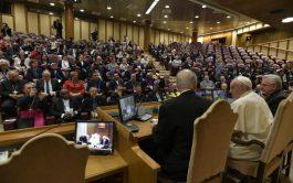 12/04/2019 – El Papa francisco pronunció un breve pero contundente discurso para clausurar un encuentro sobre trata de personas y…