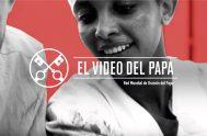 """05/04/2019 – Se estrena """"El Video del Papa"""" para el mes de abril en el que el Papa Francisco alaba la labor de…"""