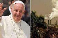 28/05/2019 – El Papa Francisco alentó a los gobernantes del mundo a luchar contra el cambio climático por el bien de la humanidad.…