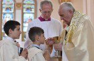 06/05/2019 – La Misa de Primera Comunión en Rakovski es un acontecimiento excepcional en la historia de los viajes papales. Aunque inicialmente se…