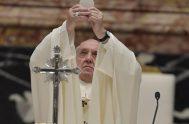 23/05/2019 – El Papa Francisco celebró hoy una Misa con ocasión de la XXI Asamblea General de Cáritas Internationalis en la que participarán…