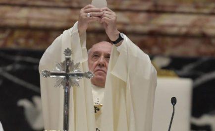 23/05/2019 – El Papa Francisco celebró hoy una Misa con ocasión de la XXI Asamblea General de Cáritas Internationalis en la que participarán representantes de la confederación Cáritas formada por 165 organizaciones…