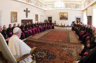 03/05/2019 – El Papa Francisco expresó su deseo de visitar la Argentina, aunque sin precisar una fecha, durante la audiencia de más de…