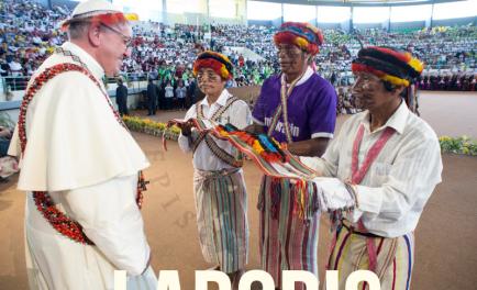 18/06/2019 – En las últimas horas se presentó elInstrumentum laborisde la Asamblea Especial del Sínodo de los Obispos para la Amazonía que se desarrollará en el Vaticano del 6 al 27 de…