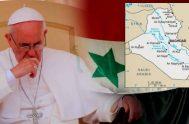11/06/2019 – El papa Francisco reiteró su deseo de visitar Irak en el 2020, a pesar de las condiciones de seguridad aún precarias…