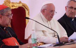 21/06/2019 –El Papa Francisco visitó hoy Nápoles. Es el segundo viaje que realiza el Papa a esta región y es…