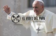 06/06/2019 - Se publicó en el día de hoy el habitual Vídeo del Papa: una producción audiovisual difundida mensualmente por la Red Mundial…