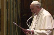 05/06/2019 –El Papa Francisco afirmó que la injusticia y la falta de oportunidades, especialmente para los más pobres y vulnerables, es una forma…
