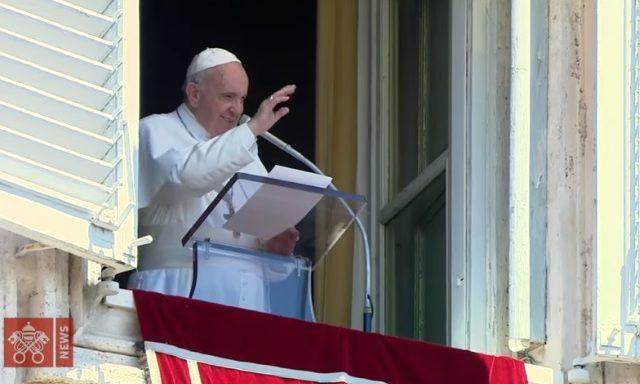 15/07/2019 – Como cada domingo el Papa Francisco rezó la oración del ángelus y compartió una breve reflexión sobre el evangelio junto a miles de peregrinos en la Plaza de San Pedro.…