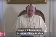 30/08/2019 – En un video mensaje dirigido al pueblo de Mozambique, el Papa Francisco pidió oraciones a favor de la reconciliación en toda…