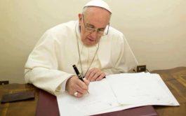 27/08/2019 –El Papa Francisco, a través de su Secretario de Estado el Cardenal Pietro Parolin, ha enviado un mensaje al…