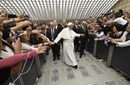 07/08/2019 – El Papa Francisco reanudó las audiencias generales luego de haber suspendido casi todas sus actividades públicas durante el mes de julio…