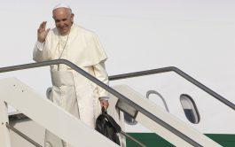 """Vídeo: Agencia internacional de noticias católicas """"Rome Reports"""""""" 10/09/2019 –A lo largo de 6 días, el Papa Francisco ha recorrido…"""
