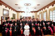 17/09/2019 – El papa Francisco recibió a la presidencia del Consejo Episcopal Latinoamericano en su visita oficial a la Santa Sede. El pontífice…