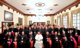 17/09/2019 – El papa Francisco recibió a la presidencia del Consejo Episcopal Latinoamericano en su visita oficial a la Santa Sede. El pontífice animó a la cúpula del organismo eclesial a seguir…