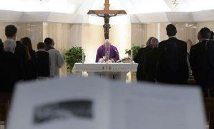 19/09/2019 –El Santo Padre, en su homilía en la Misa matutina celebrada en la Capilla de la…