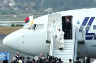 06/09/2019 –El Papa Francisco ya se encuentra en Antananarivo, capital de Madagascar, segunda etapa de su viaje apostólico en África, tras haber estado…