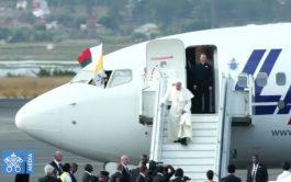 06/09/2019 –El Papa Francisco ya se encuentra en Antananarivo, capital de Madagascar, segunda etapa de su viaje apostólico en África,…