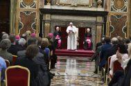 27/09/2019 –El Papa Francisco advirtió de los riesgos de un uso indiscriminado y sin regulación ética de los avances tecnológicos de la robótica…