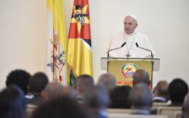 05/09/2019 – La paz y la reconciliación como factor de desarrollo de los pueblos, en especial de Mozambique, fue el…