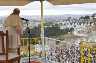 08/09/2019 –Después de visitar la Ciudad de la Amistad en Akamasoa, el Papa Francisco continuó su visita apostólica en Madagascar este domingo 8…