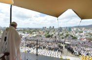 """09/09/2019 –""""Las bienaventuranzas son el carnet de identidad del cristiano"""", afirmó el Papa Francisco durante la Misa que celebró este lunes 9 de…"""