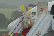 09/09/2019 –El Papa Francisco ya está en Mauricio, último país que visita con ocasión de su viaje apostólico en África, tras haber estado…