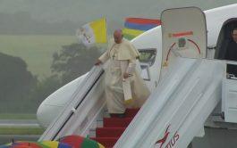 09/09/2019 –El Papa Francisco ya está en Mauricio, último país que visita con ocasión de su viaje apostólico en África,…
