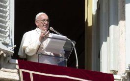 06/10/2019 –Al comentar el Evangelio propuesto por la liturgia del día – a la hora del Ángelus dominical y tras…
