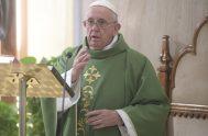 31/10/2019 –En su homilía de la Misa celebrada en la Casa Santa Marta de este 31 de octubre, el Papa Francisco explicó que…