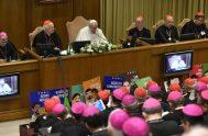 07/10/2019 –El Papa Francisco abrió los trabajos de la sesión inaugural del Sínodo de los Obispos de la Amazonía con un discurso pronunciado…