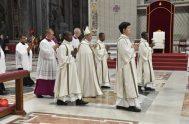 02/10/2019 –El Papa Francisco inauguró el Mes Misionero Extraordinario que la Iglesia universal celebrará durante todo el mes de octubre de 2019 y…