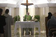 03/10/2019 –Abrir el corazón al encuentro con la Palabra de Dios nos hace felices. Es la exhortación que esta mañana dirigió el Papa…