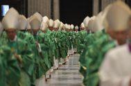 06/10/2019 –Con la celebración de una Misa en la basílica de San Pedro, el Papa Francisco inauguró el Sínodo sobre la Amazonía. Durante…