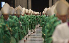 06/10/2019 –Con la celebración de una Misa en la basílica de San Pedro, el Papa Francisco inauguró el Sínodo sobre…