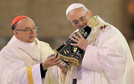 12/10/2019 –Al inicio de la séptima Congregación del Sínodo Especial para la Región Panamazónica, el Santo Padre envió un mensaje…