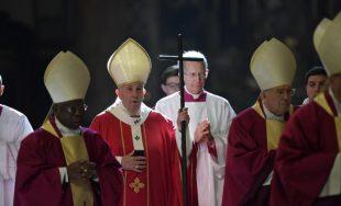 """04/11/2019 – """"No hemos nacido para la muerte, sino para la resurrección"""", afirmó el Papa Francisco al…"""
