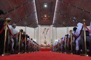 22/11/2019 – Continúa la visita apostólica del Papa Francisco a Tailandia. En el día de hoy, el Papa concurrió a la Chulalongkorn University…