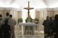 29/11/2019 –En la homilía de la misa de la mañana en la Casa Santa Marta, el Papa Francisco reflexionó sobre el final que…