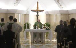 29/11/2019 –En la homilía de la misa de la mañana en la Casa Santa Marta, el Papa Francisco reflexionó sobre…