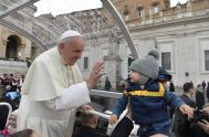 13/11/2019 –El Papa Francisco prosiguió con sus catequesis sobre los Hechos de los Apóstoles, reflexionando hoy sobre la estadía de Pablo en la…