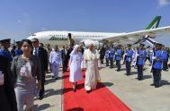 20/11/2019 –El Papa Francisco llegó a Bangkok, la capital de Tailandia, y así dio inicio a su 32° viaje apostólico internacional, en el…